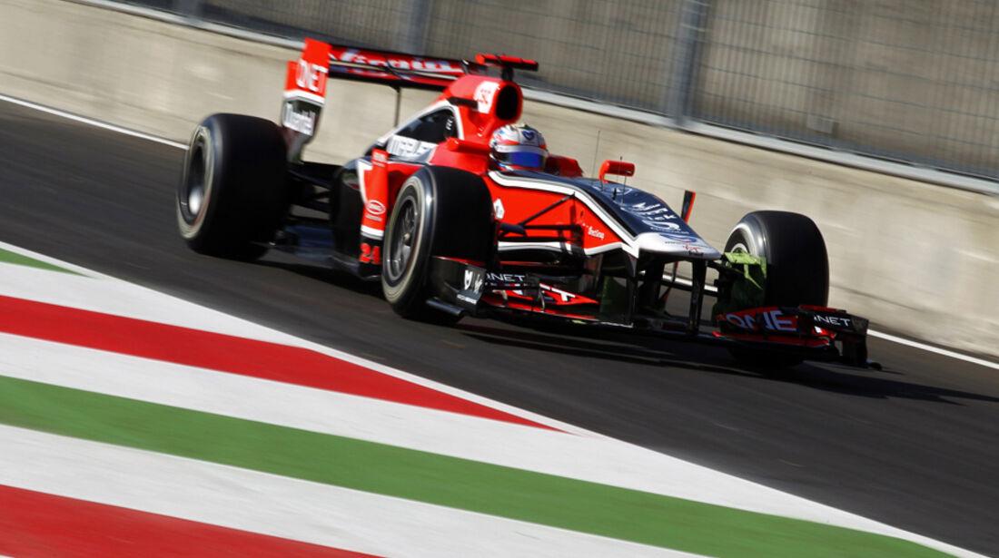 Timo Glock Virgin GP Italien 2011