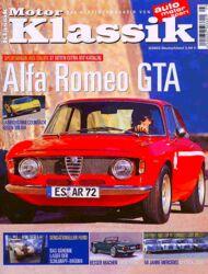 Titel Motor Klassik, Heft 03/2003