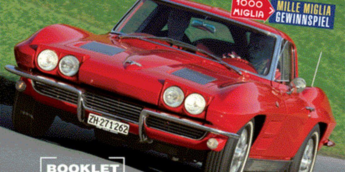 Titel Motor Klassik, Heft 04/2005