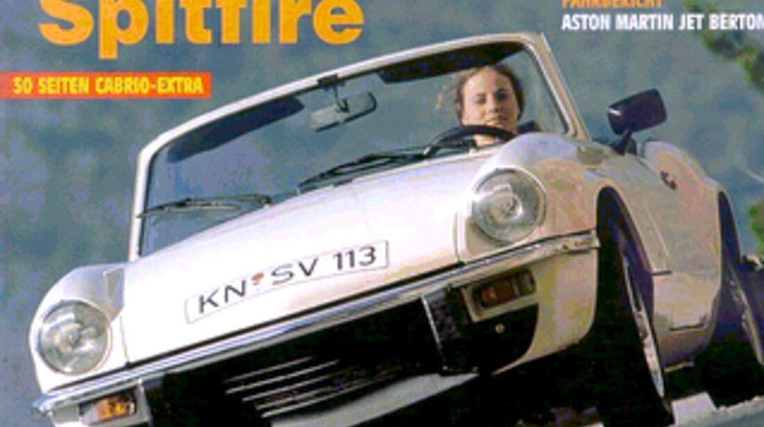 Titel Motor Klassik, Heft 05/2002