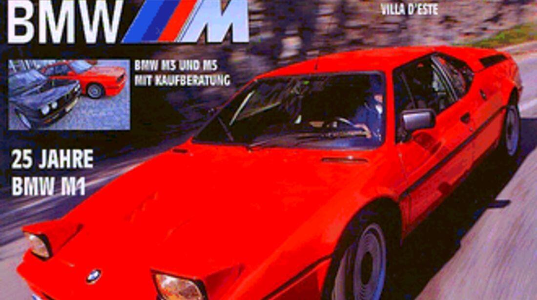 Titel Motor Klassik, Heft 06/2003