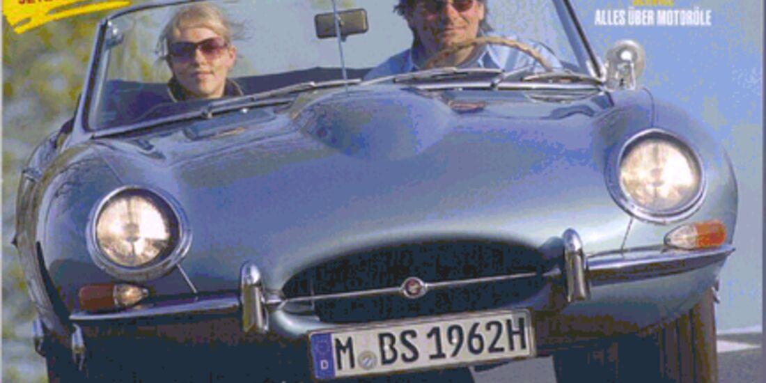 Titel Motor Klassik, Heft 06/2006