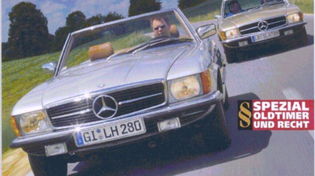 Titel Motor Klassik, Heft 08/2006