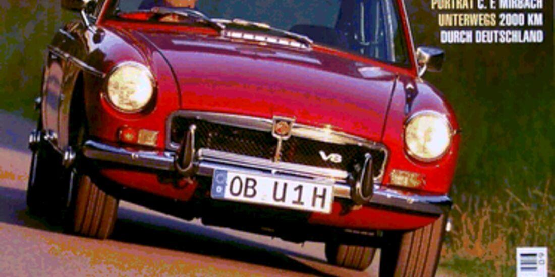 Titel Motor Klassik, Heft 09/2004