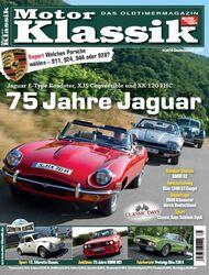 Titel Motor Klassik, Heft 09/2010