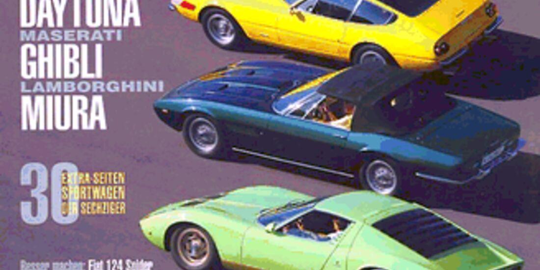 Titel Motor Klassik, Heft 10/2003