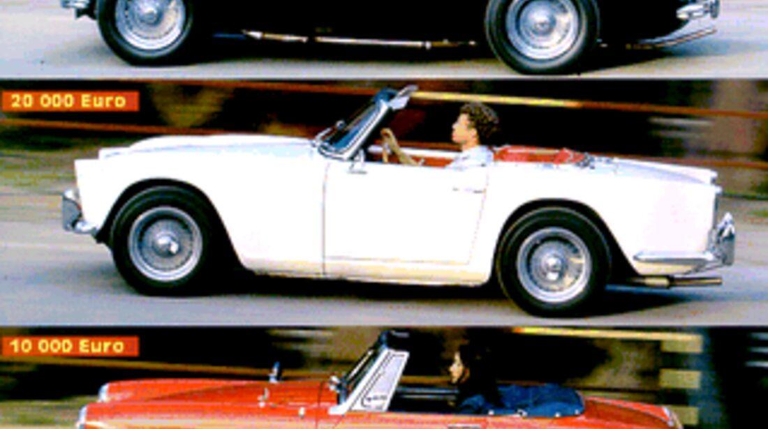 Titel Motor Klassik, Heft 11/2002