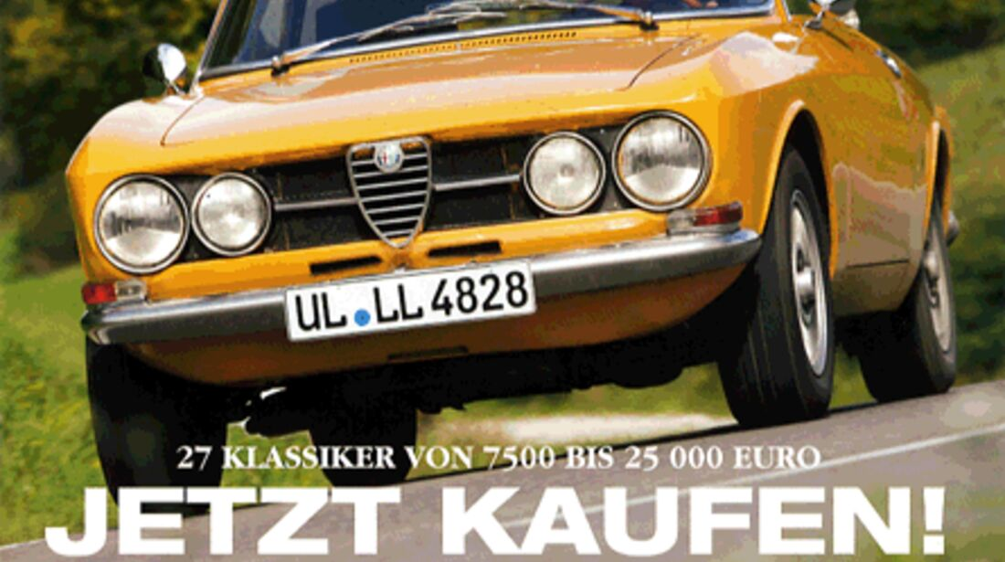 Titel Motor Klassik, Heft 11/2004