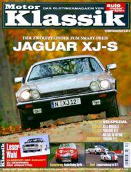Titel Motor Klassik, Heft 12/2004
