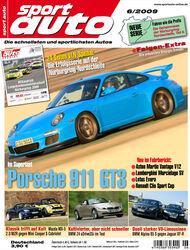Titel Sport Auto, Heft 06/2009