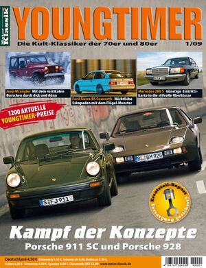 Titel Youngtimer 01/2009