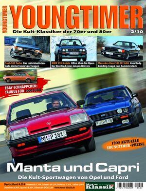Titel Youngtimer, Heft 02/2010
