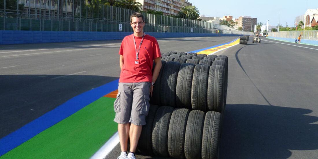 Tobias Grüner GP Europa 2011