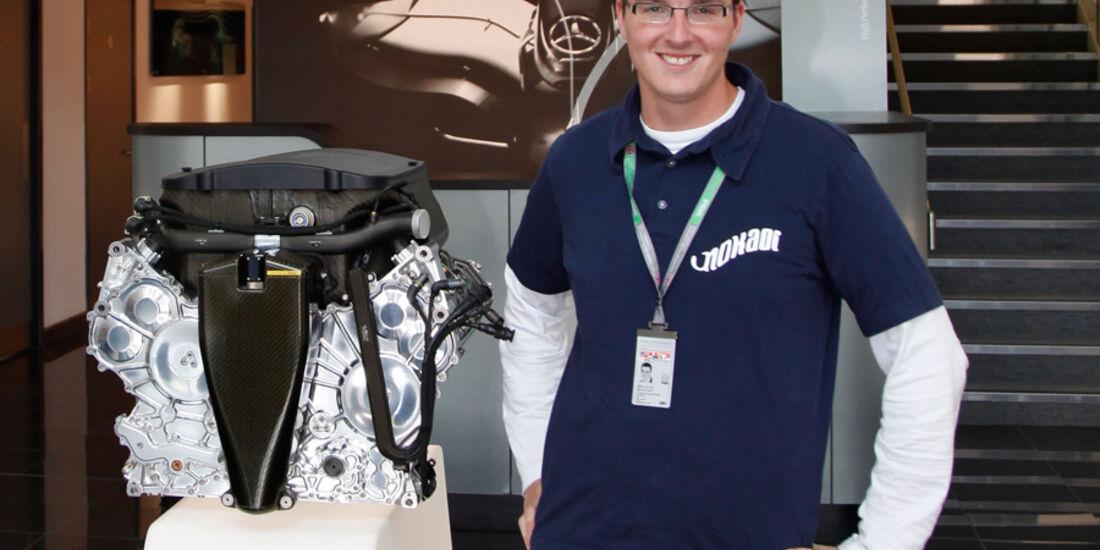Tobias Grüner - auto motor und sport