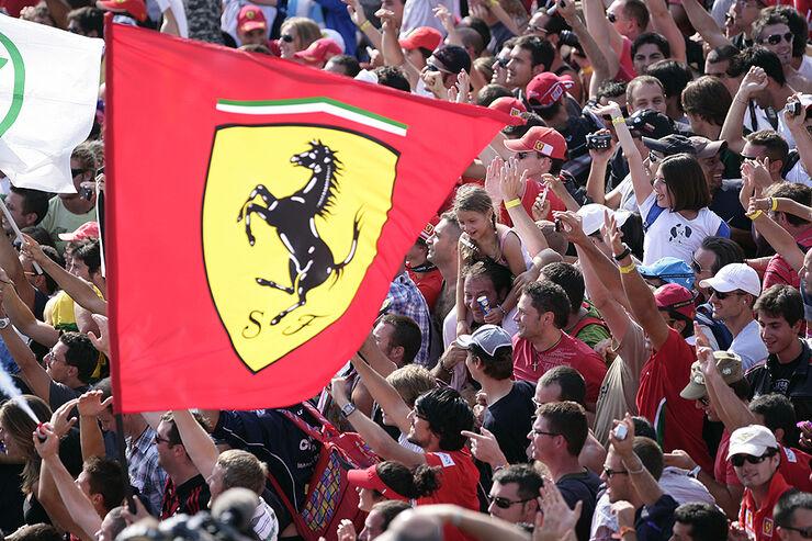 Tobis Formel 1 Tagebuch Italien