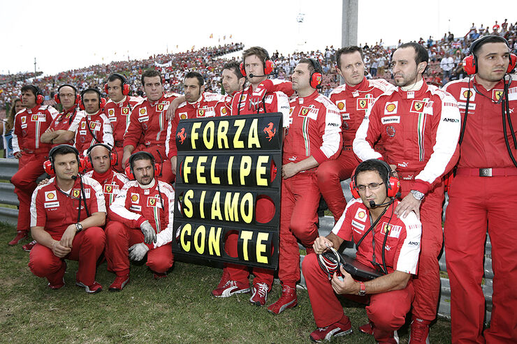 Tobis Formel 1 Tagebuch Ungarn
