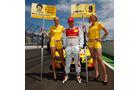 Tom Kristensen DTM 2011