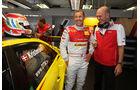 Tom Kristensen DTM Lausitzring 2011