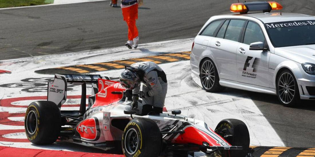 Tonio Liuzzi GP Italien Monza 2011