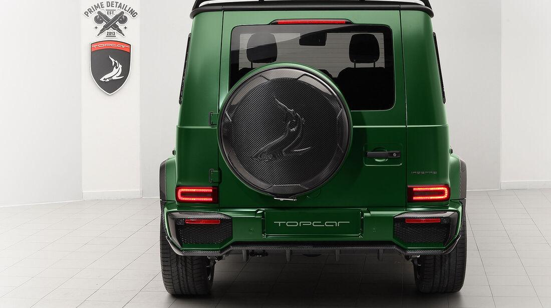 TopCar Mercedes-AMG G 63 Inferno