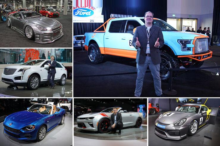 Tops & Flops der L.A. Autoshow 2015