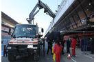 Toro Rosso - F1-Test - Barcelona 2012