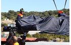 Toro Rosso - F1-Test Jerez 2012