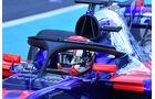 Toro Rosso - F1-Testfahrten - Abu Dhabi - 2017