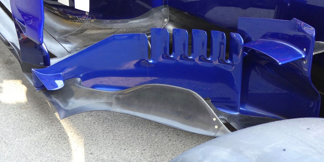 Toro Rosso - Formel 1 - GP Aserbaidschan - 26. April 2019