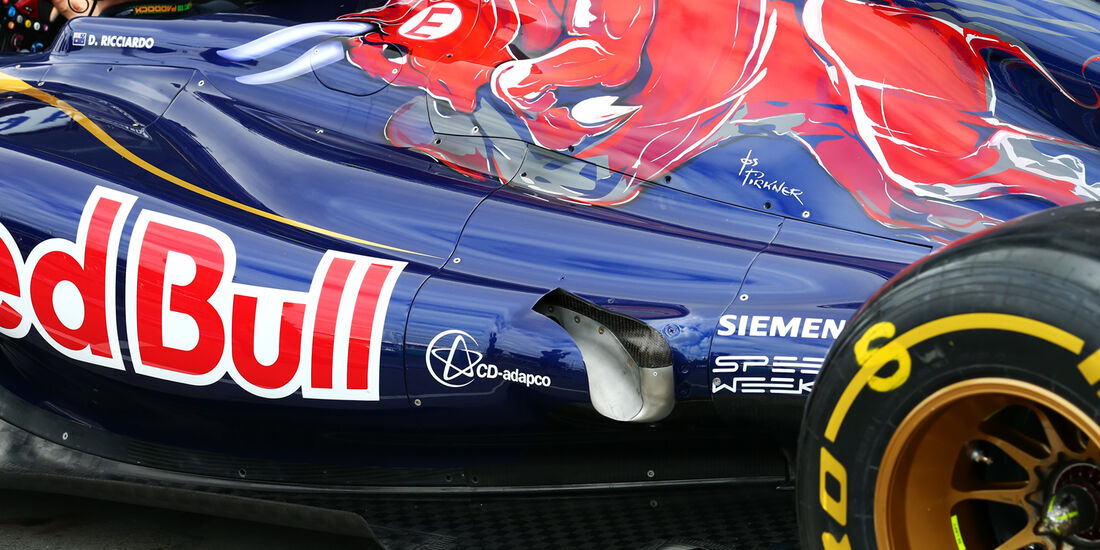 Toro Rosso - Formel 1 - GP Australien - 15. März 2013