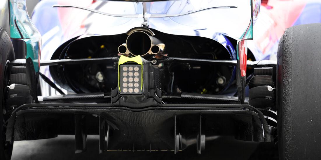 Toro Rosso - Formel 1 - GP Bahrain - Training - 6. April 2018