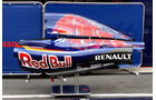 Toro Rosso - Formel 1 - GP Belgien - Spa-Francorchamps - 19. August 2015
