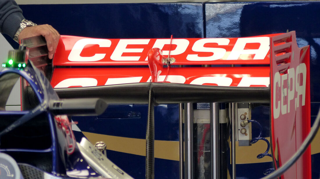 Toro Rosso - Formel 1 - GP Belgien - Spa-Francorchamps - 21. August 2014