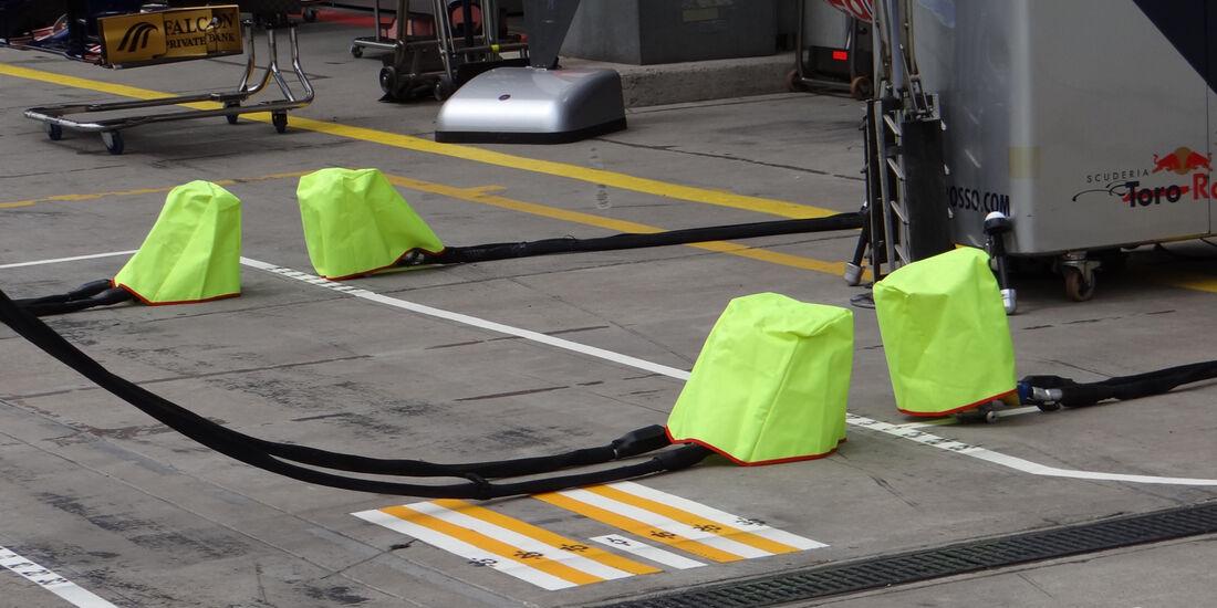 Toro Rosso - Formel 1 - GP Deutschland - 4. Juli 2013