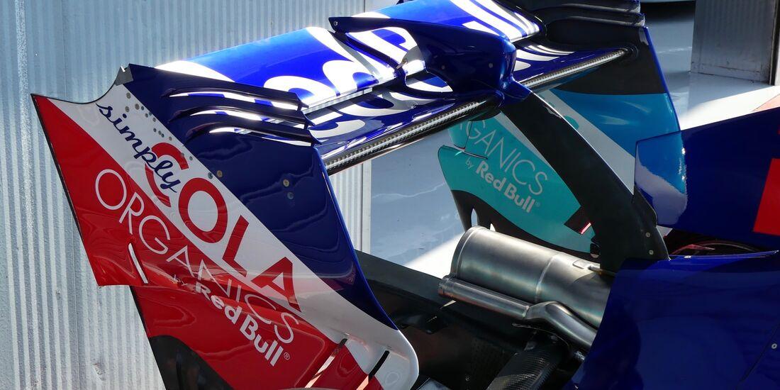 Toro Rosso - Formel 1 - GP Italien - 30. August 2018