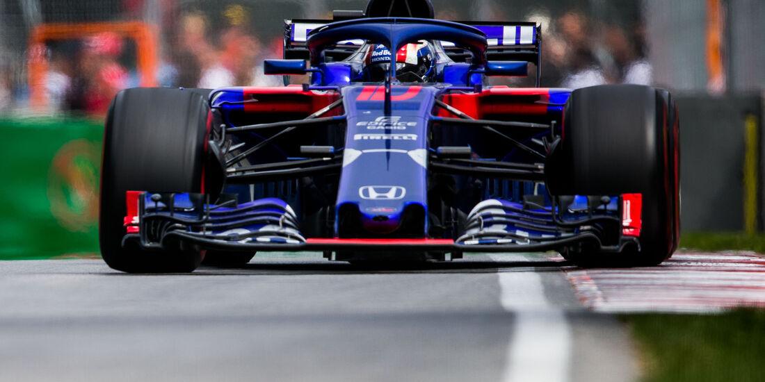 Toro Rosso - Formel 1 - GP Kanada 2018