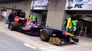 Toro Rosso - Formel 1 - GP Kanada - 6. Juni 2013