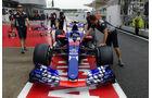 Toro Rosso - Formel 1 - GP Malaysia - Sepang - 28. September 2017