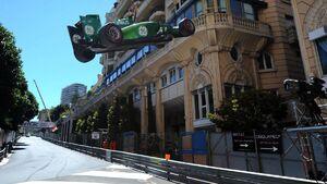 Toro Rosso - Formel 1 - GP Monaco - 20. Mai 2014