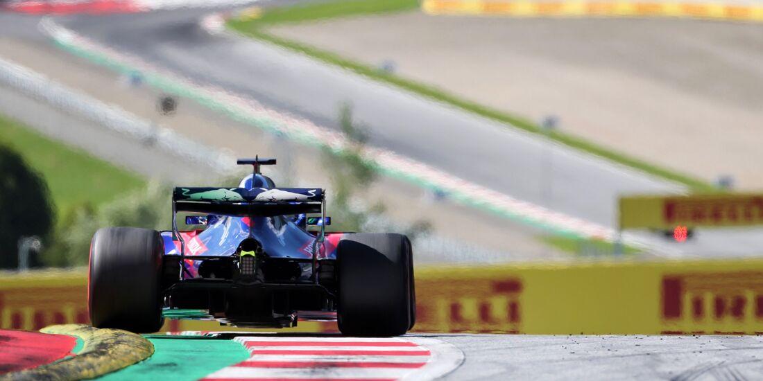 Toro Rosso - Formel 1 - GP Österreich - 1. Juli 2018