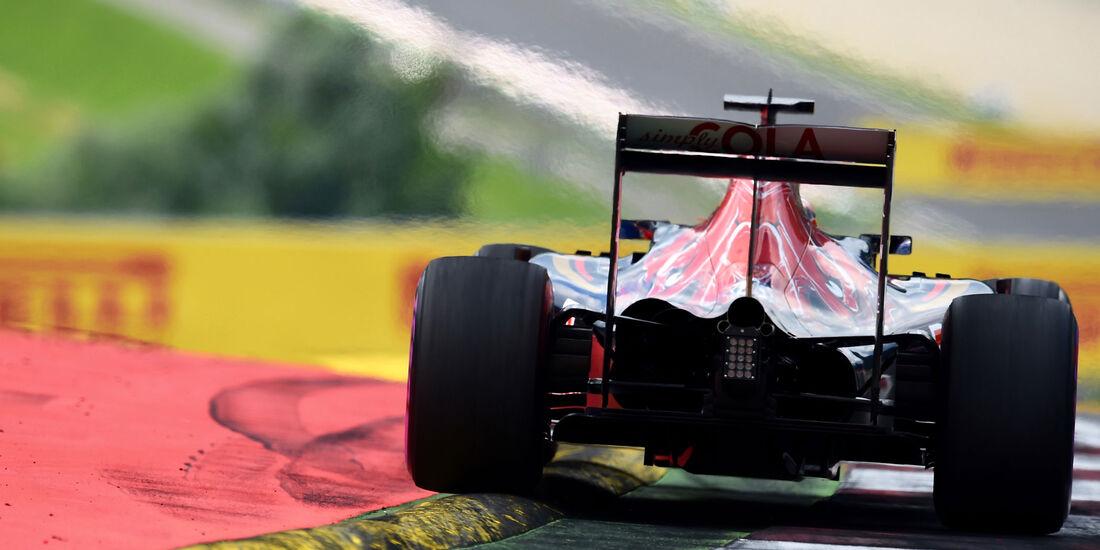 Toro Rosso - Formel 1 - GP Österreich - 2. Juli 2016