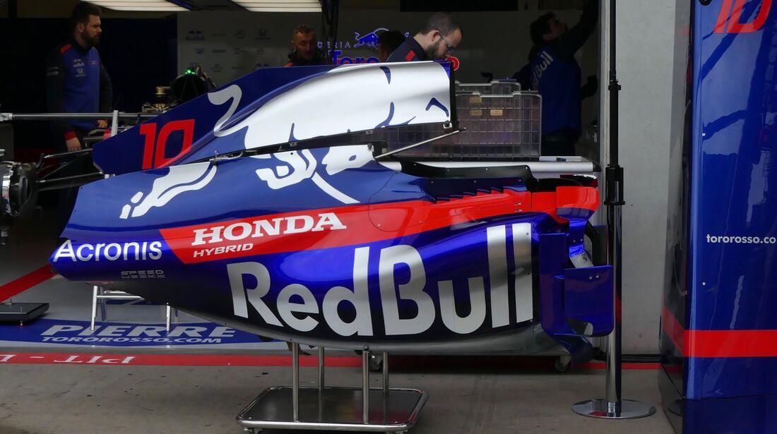 Toro Rosso - Formel 1 - GP Österreich - 28. Juni 2018