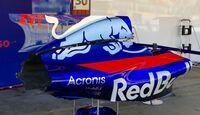 Toro Rosso - Formel 1 - GP Spanien - 10.Mai 2017
