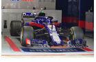 Toro Rosso - Formel 1 - GP Spanien - Barcelona - 10. Mai 2018