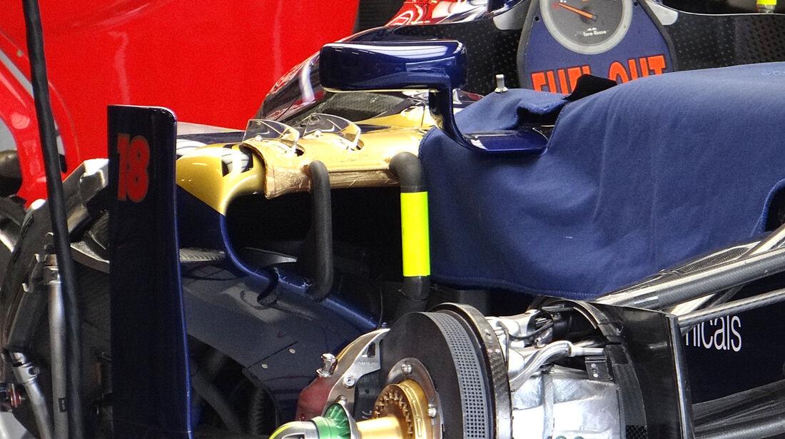 Toro Rosso - Formel 1 - GP Ungarn - 25. Juli 2013