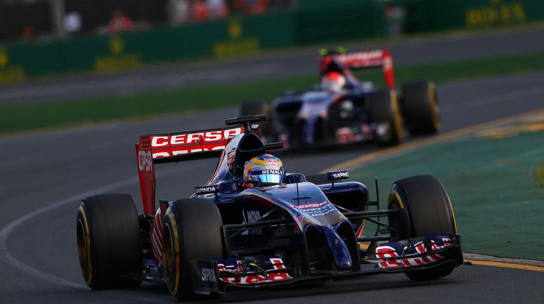 Toro Rosso - GP Australien 2014