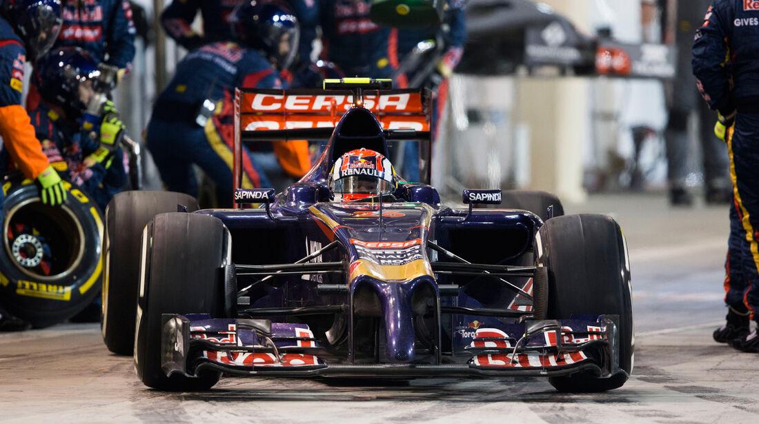 Toro Rosso - GP Bahrain 2014