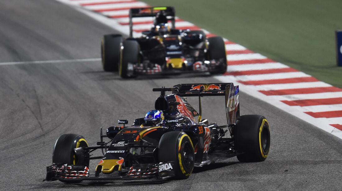 Toro Rosso - GP Bahrain 2016