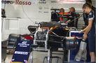 Toro Rosso - GP Brasilien - Interlagos - Freitag - 11.11.2016