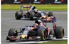 Toro Rosso - GP England - Formel 1 - 2016